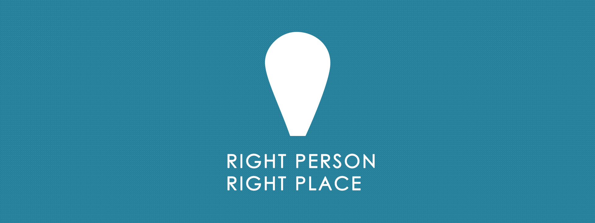 right person right place